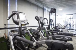 Training Station elliptical machines