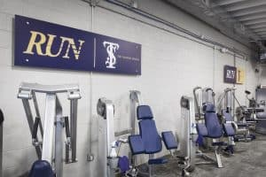 Training Station row machine