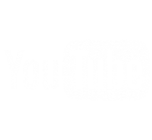 YouTube logo light