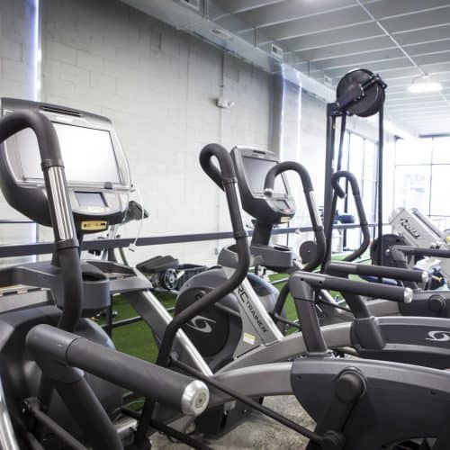 aerobic machines