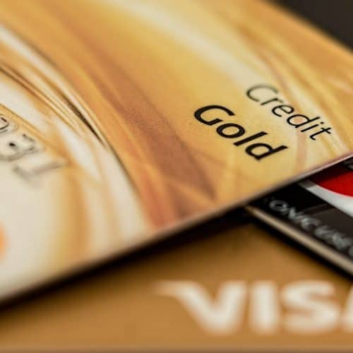 mastercard visa gold checking