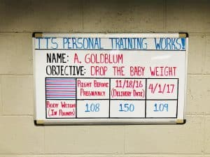 personal training program